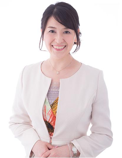磯貝香須子プロフィール写真